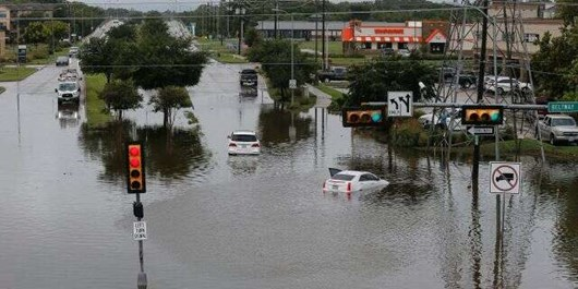 نزدیک شدن یک طوفان گرمسیری جدید به خلیج مکزیک/ سال پر از بلایای طبیعی برای آمریکا