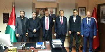 بیانیه دیدار فتح و حماس در استانبول؛ اعلام توافق ملی فلسطین تا دهم مهر