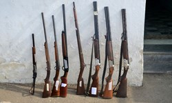 فارس من| رشد 60 تا 70  درصدی کشف سلاح غیرمجاز در شادگان