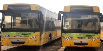 نوسازی ناوگان اتوبوسرانی کاشان با اعتبار ۵۰ میلیاردی/ تلاش برای حذف پرداخت نقدی کرایه تاکسی از ۱۴۰۰