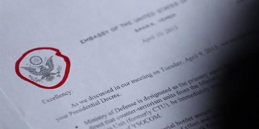 افشای اسنادی محرمانه از قیمومیت برخی کشورهای بیگانه بر یمن