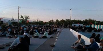 برگزاری یادواره ۴۵ شهید شهر رویان+ تصاویر
