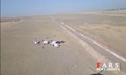 سقوط هواپیمای آموزشی در اراک/2 نفر جان باختند