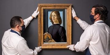 فرود چکش ۸۰ میلیون دلاری بر تابلویی از دوران رنسانس/نقاشی که شاهکارهایش را به آتش کشید!