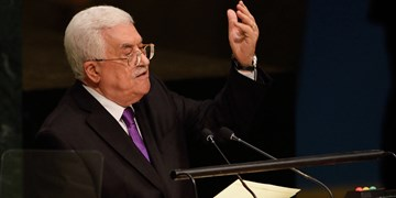 محمود عباس: هیچ کس حق ندارد به جای مردم فلسطین موضع بگیرد