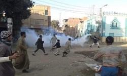 الجزیره: 2 نفر در تظاهرات مصر کشته شدند