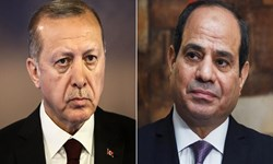 ترکیه: با مصر نشستهایی پیرامون شرق مدیترانه داشتیم