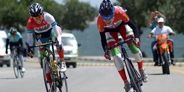 قهرمانی هیأت هرمزگان در لیگ برتر دوچرخهسواری زنان