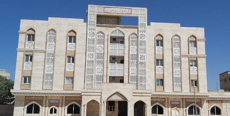 مهمانسرای حرم حضرت زینب (س) در 5 طبقه ساخته شد + عکس