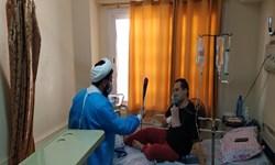 کمک طلاب و روحانیون خوزستانی به کادر درمان و پزشکی