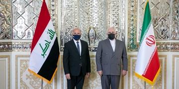 سفر وزیر خارجه عراق به تهران؛ دیدار با ظریف و مقامات سیاسی و امنیتی ایران