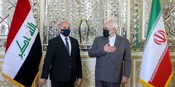 ظریف: درباره ترور قهرمانمان سردار سلیمانی و ضرورت حفاظت از اماکن دیپلماتیک در عراق با فؤاد حسین گفتوگو کردم