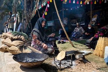 غرفه عشایر در نمایشگاه ملی دست آوردهای دفاع مقدس و مقاومت