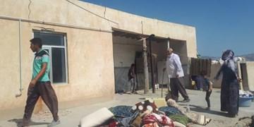 منازل «شیخلر سفلی» بیشترین خسارتدیده زلزله 5.2 ریشتری مراوهتپه