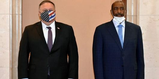 لغو سفر هیأت آمریکایی به سودان پس از اعلام تأسیس پایگاه روسی