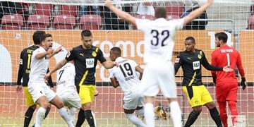 بوندس لیگا آلمان | شکست دورتموند و تساوی لورکوزن با لایپزیگ