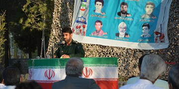 برگزاری یادواره شهدای طایفه هاشمزهی در شهرستان تفتان
