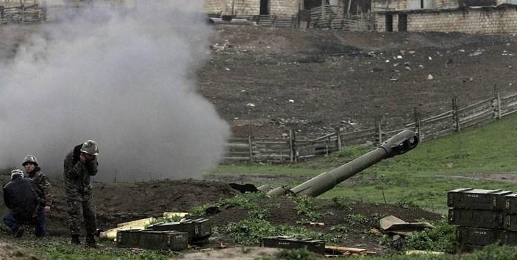 آذربایجان از گلولهباران مواضعش در مرز با ارمنستان خبر داد