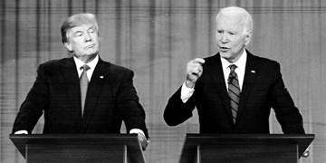 نظرسنجی؛ پیروز نخستین مناظره انتخاباتی ترامپ-بایدن کیست؟