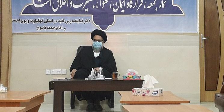 آیتالله حسینی؛ نباید اجازه دهیم دانشگاه آسیب ببیند/برخورد با عناصر نامطلوب در دانشگاهها
