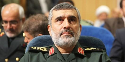 سردار حاجی زاده:میتوان از قدرت و توان  بسیج برای اعتلای انقلاب اسلامی و ایران بهرهمند شد