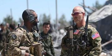 حضور نظامیان آمریکایی و انگلیسی در شرق یمن