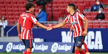 هفته بیست و نهم لالیگا  سویا به نفع رئال و بارسا، اتلتیکو را شکست داد
