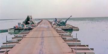 ناگفته های فرمانده از پل خیبر به عنوان طولانیترین پل شناور نظامی جهان