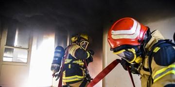 دستگیری عاملان آتش سوزی در اکباتان