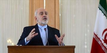 ظریف: شرم آور است که برخی از ایستادن در برابر تروریسم خودداری میکنند