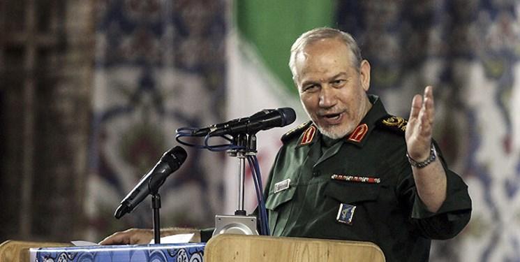سرلشکر صفوی: با خروج تروریستهای آمریکایی از منطقه، ایران حافظ صلح در غرب آسیا خواهد بود