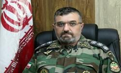 مأموریت مرکز آموزش ۰۵ کرمان در هشت سال دفاع مقدس