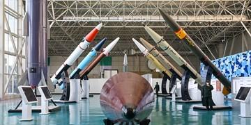 «پارک ملی هوافضا»؛ نمایشگاهی در تراز جهانی/ چه تجهیزاتی توسط هوافضای سپاه به نمایش درآمده؟