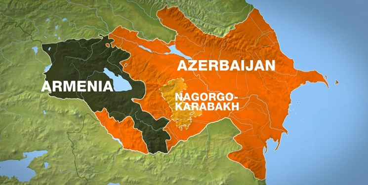 مسکو حضور وزرای خارجه باکو و ایروان در نشست حل مناقشه قرهباغ را تایید کرد