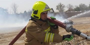 سازههای غیرمجاز در مشکین دشت بستر خدمات رسانی آتش نشانی را محدود کرده است