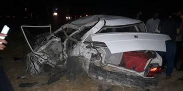 9 کشته و 9 مصدوم در دو تصادف مرگبار جادهای