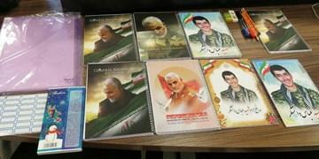 تداوم کمکهای مؤمنانه| تهیه ۳ هزار بسته لوازمالتحریر برای نیازمندان سمنان+ تصاویر