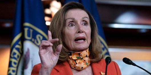 نانسی پلوسی رئیس مجلس نمایندگان آمریکا شد