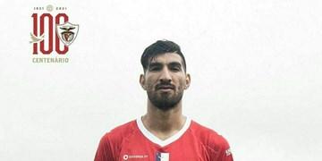 لیگ فوتبال پرتغال|نیمکت نشینی مغانلو در دیدار سانتاکلارا مقابل بلننسس
