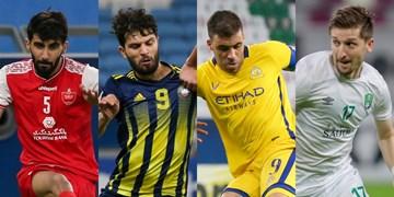 رسن جزو 4 بازیکن هجومی تاثیرگذار در مرحله یک چهارم نهایی لیگ قهرمانان آسیا+لینک رای