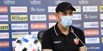 گل محمدی: فوتبال پاختاکور ماشینی است/ انرژی 45 میلیون هوادار پرسپولیس را داریم