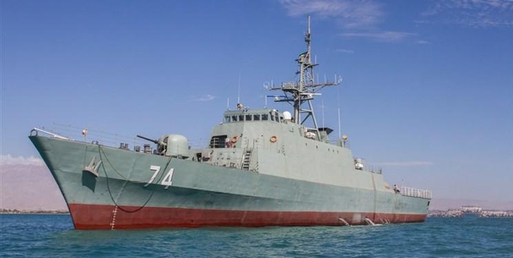 سهند در رژه دریایی روسیه شرکت میکند/ دریادار خانزادی عازم سنتپترزبورگ شد