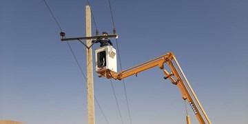 شبکه و تأسیسات توزیع برق منطقه طرود شاهرود بهینهسازی شد