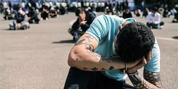 دستگیری ۲۱۷نفر از اراذل پایتخت/ انسداد ۳۲ تارنمای مروج اوباشگری