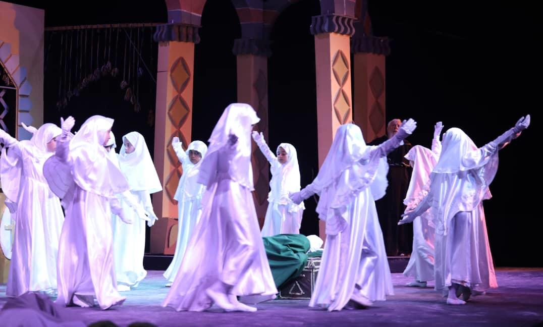 استقبال بی همتای مردم حلب ازنخستین نمایش