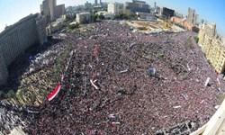 مشاور محمد مرسی: انقلاب ژانویه مصر به دلیل نداشتن رهبر منحرف شد