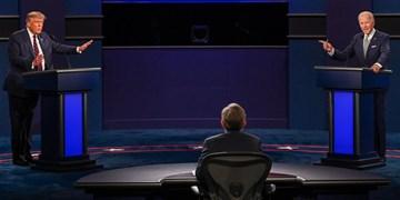 آمریکای عریان/ واکنشهای مجازی به اولین مناظره ترامپ و بایدن