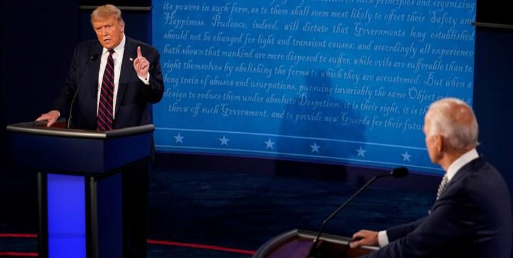 محور اصلی مناظره پایانی ترامپ و بایدن