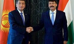دیدار رؤسای جمهور قرقیزستان و مجارستان؛ همکاری محور رایزنی