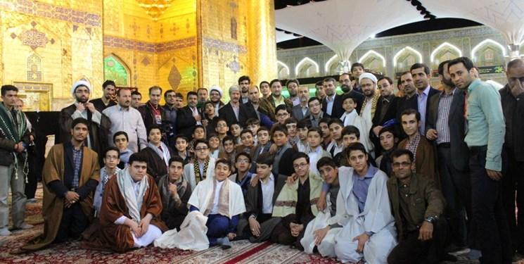 اولین دوره مسابقات قرآنی اسوه در بخش حفظ برگزار شد